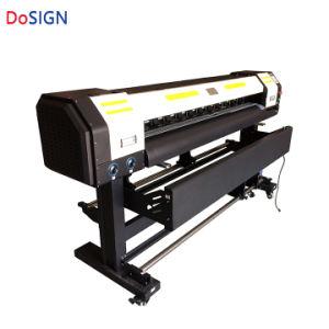 stampatrice solvibile doppia del tracciatore di Eco Eco delle testine di stampa Dx11 di 3.2m