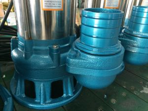 Abwasser-Pumpe, Abwasser-versenkbare Wasser-Pumpe, schmutzige Wasser-Pumpe