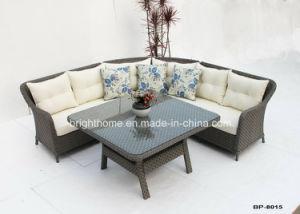 新式のアルミニウムフレームの屋外の家具のソファーセット