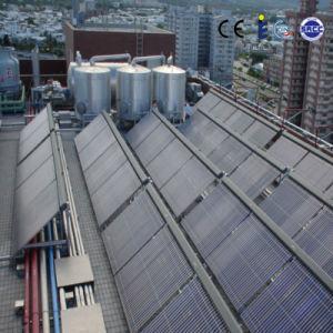 Коллектор тепловая трубка солнечные коллекторы для крупного проекта подогрева воды