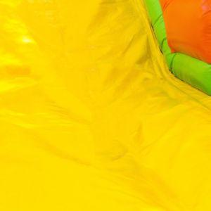 La tela incatramata del PVC per la rottura resistente rende incombustibile 100%