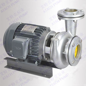 Tsm0125 Acero inoxidable 316 y 304 Close-Coupled coaxial de la bomba de agua industrial centrífuga 1 HP 50/60 Hz