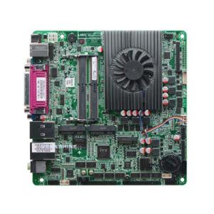 3855U POS Motherboard 2 Gigabit LAN Mini-Itx Placa Principal