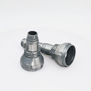 Précision personnalisé de l'investissement moulage sous pression en aluminium de métal pour lampe torche