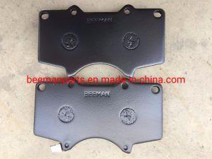Semi-Metal Auto Parts la plaquette de frein pour Toyota Fortuner-690D2228/un wk Non-Asbestos