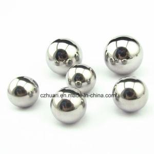 100Cr6 80mm de large en acier chromé de métal bille/les billes de roulement