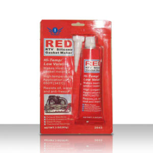 Le roi se joindre à 85g Joint RTV silicone rouge Maker