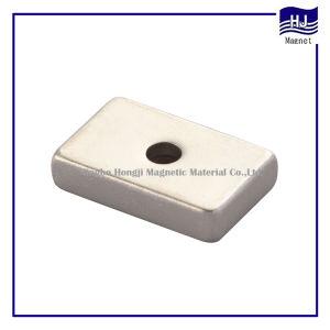 Magneten van NdFeB van het Neodymium van hoge Prestaties de Gesinterde