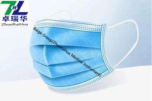 Оптовая торговля одноразовые медицинские хирургические взрослых пыли СИЗ защитный Earloop 3 Ply слои не из ткани Mascarillas маску для лица