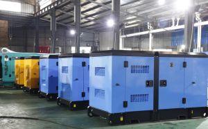 Большая мощность 24 квт 30квт электрической портативный Silent дизельного генератора 3 фазы двигателя необходимо установить