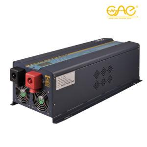 van Omschakelaar 4000W 24VDC 48VDC van de Golf van de Sinus van de Macht van het Net de Zuivere aan Omschakelaar 230VAC Met lage frekwentie