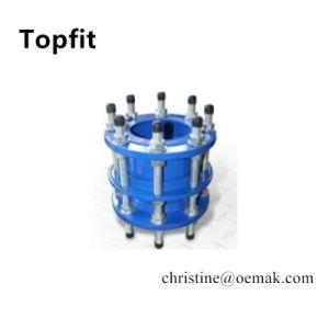 La fonte ductile le démantèlement de joint de dilatation pour les raccords de tuyau avec FR545 FR598