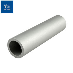 Tuyau en aluminium sans soudure de l'oxygène pour anode tube étiré à froid/laminés à chaud/tube en alliage en aluminium forgé (1100,2011,2014,2024,3003,5052,5083,5086,6061,6063,6082,7005,7075)