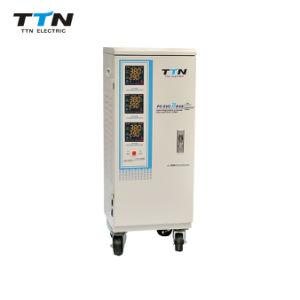 Stabilisator/de Regelgever van het Voltage van de Fase 380V 45kVA van Ttn de Nieuwste 3 Automatische