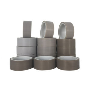 Anhaftendes PTFE Teflonband der Hochtemperaturrohr-Leck-Klempner-Gewinde-Dichtungs-für Gas