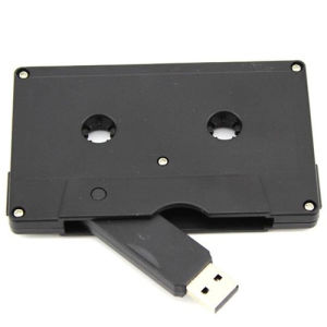USB-ключей в стиле ретро ретро аудиокассет диска USB