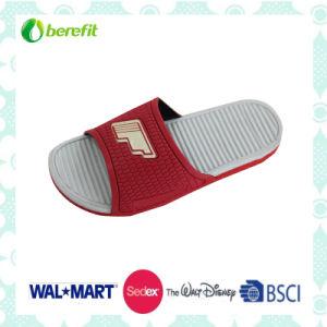 Suela de EVA y de PVC de color brillante superior zapatillas