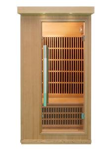 Gimnasio SPA Club lejos Infrafed Sala de Sauna, Sauna saludable