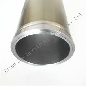 幼虫エンジン3306/2p8889/110-5800に使用する合金の鋳鉄シリンダーはさみ金の袖