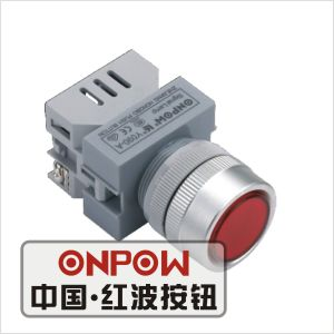 Onpow 22mm Fast Installation Pilot Lamp (LAS0-Q-DS/R/12Vのセリウム、CCC、VDE、RoHS)