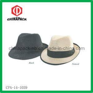 Fashion Straw Trilby Hats (CPA-14-1039)