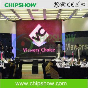 Chipshow P6 à l'intérieur grand écran LED en couleur