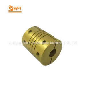 CNC 모터 나선형 샤프트 연결기 광속 연결은 인코더를 연결한다