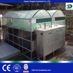 De hoge Generator van het Biogas van de Autoclaaf van het Biogas van de Productiecapaciteit van het Biogas Mini