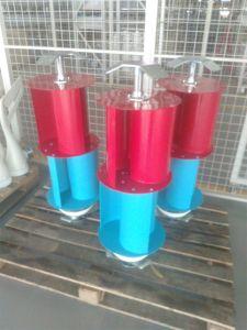 Il Ce ha approvato il generatore di turbina del vento di 300W 12V 24V per uso del video