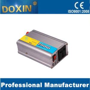 Portable 12V 220V 200W Onda senoidal pura inversor (DX200)