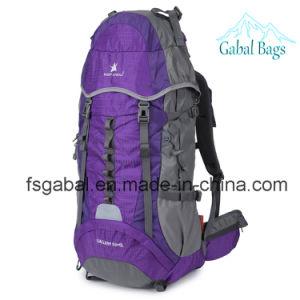 50L Paquete de Senderismo Deportes escalada Moutaineering marcha Camping Mochila Bolsa de viaje
