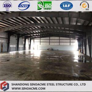 Сборные стальные рамы портала структуре склада