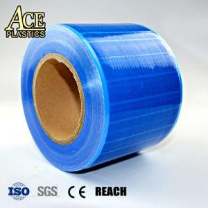 En PVC/PE Protection de surface s'accrochent clair Film statique pour profilés en aluminium/acier inoxydable/porte fenêtre/barrière dentaire/électronique/verre produit Mirror/ de la moquette