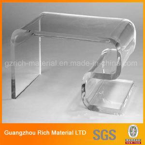明確なアクリルの曲がる陳列台またはプレキシガラスの製品のAcrlyicのプラスチックホールダーかラックまたは表示