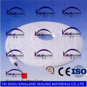 (KLP213) PTFE с упаковкой запечатывания железы сердечника силиконовой резины
