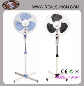 Standplatz Fan mit Mesh oder Radial Grill (FS40-1)