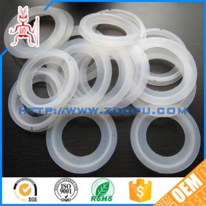Rondella modellata personalizzata dell'anello di gomma del silicone/rondella rotonda/pianamente rondella