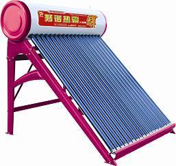 Solarwarmwasserbereiter (farbige Stahl-Reihe) NT-B-201 (Kangli Haltewinkel)
