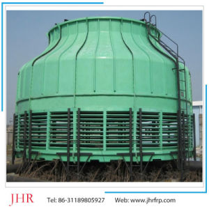 中国大きい産業FRPのガラス繊維の円形の冷却塔