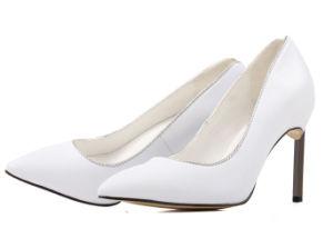 Nuevo estilo de zapatos de vestir chicas