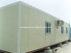 Military、Government Use、Accommodation (DG5-051)のための移動可能なContainer House