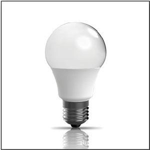 Lâmpada LED de alto brilho 7W 100lm/W, um60 /uma lâmpada LED19 7W