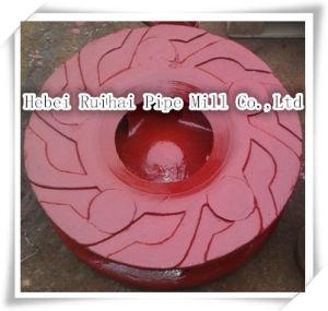 De Drijvende kracht van de Pomp van de Dunne modder van het rubber/van het Metaal