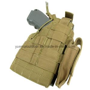 عسكريّة [مولّ] قراب مسدّس مع [مولّ] شريط في [رسنبل بريس]