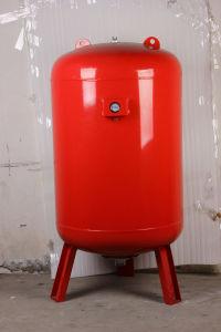 暖房装置のための拡張の容器