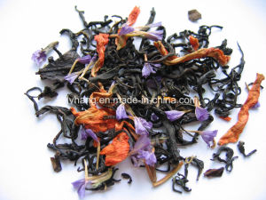 Tè nero aromatizzato (tè della frutta)