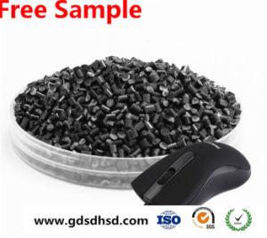 Pas SGS/ISO/RoHS/FDA/Reach van Masterbatch van de Kleur van de Carrier LLDPE de Zwarte