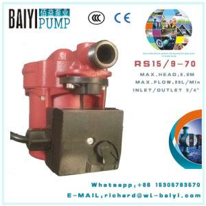 La pompe de circulation d'eau chaude RS12/9G