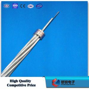 Fio Terra do composto de fibra óptica (OPGW estrutura tubo excêntrico D-01)