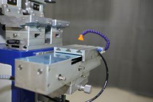 공장 공급은 기계를 인쇄하는 주문을 받아서 만들어진 실리콘고무 4 색깔 패드 인쇄 기계 박자일 수 있다